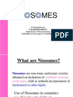 Niosomes-an overview