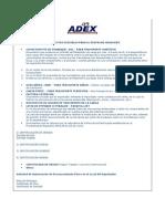 Documentos Exigibles Para El Despacho Aduanero