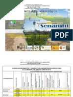3er Decadal Nro. 279-Junio 2012-Eco Regiones Del Norte Del Dpto. de La Paz, Pando y Beni