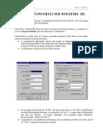 Manual Instalacion ZyXEL Ver25(RDSI)