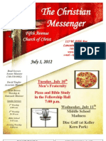 July 1 Newsletter