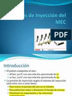 12a. Sistemas de Inyección para MEC