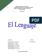 """El Lenguaje y sus tipos, analisis sobre la serie """"A Corazon Abierto"""""""