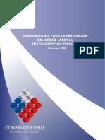 Orientaciones Acoso Laboral - DNSC DIC[1]. 2008