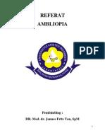 Referat Ambliopia Fix 2007