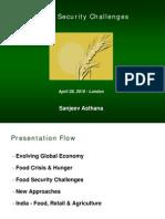 Presentation Sanjeev Asthana 20100428