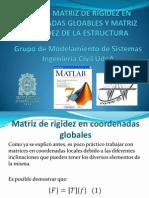 Clase 14-Matriz de Rigidez en Coordenadas Globales