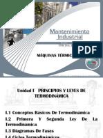 1 Unidad Principios y Leyes de Termodinamica
