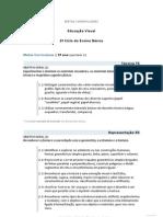 mec 2012_proposta de metas curriculares do ensino básico, educação visual [versão final]