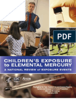 02 ATSDR 2008 Children's Exposure to Elemental Mercury A National Review of Exposure Events