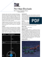 The Port Maw Blockade