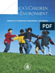 EPA - 2003 Americas Children and the Environment