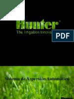 Presentacion Riego Hunter