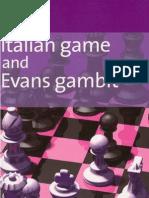 Jan Pinski - Italian Game and Evans Gambit (2005)