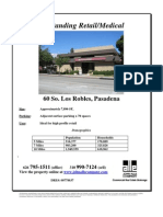 60 South Los Robles Avenue, Pasadena | for Lease