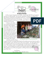 The Beet - Volume 6, Issue 9