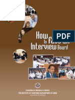 Interview Board ICAI