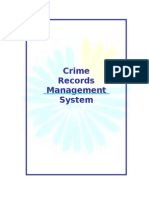 Document - Secure Crime Identification System