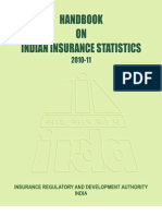 IRDA Handbook 2010-11 Full Report