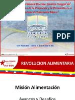 20-6-12 Revolucion Bolivariana Marilyn Di Luca