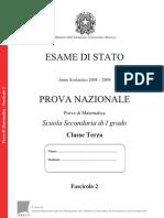 invalsi-miur-2008-2009-matematica