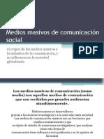 03-. Medios Masivos de Comunicación Social