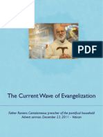 The Current Wave of Evangelization