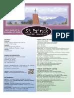 St Patrick Catholic Community Scottsdale, AZ