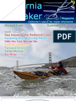 California Kayaker Magazine - Summer 2012 issue