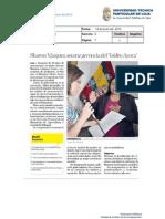 Informe de Prensa Del 22 Al 29 de Junio de 2012