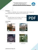 Laporan Lab uji bahan