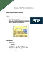 TABLA PERIODICA Y PROPIEDADES PERIODICAS (2º)