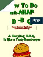 Hamburger DBQ