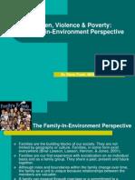 Violence & Poverty