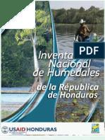 Inventario de Humedales de Honduras