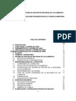 Trabajo ISO 22000