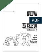 Nueva Vida en Cristo-Volumen 2