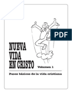 Nueva Vida en Cristo-Volumen 1