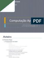 Computação Aplicada - 1.2 Unidades Funcionais de um Computador