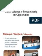Calibraciones y Mecanizado en Cigüeñales