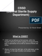 Cssd Presentation