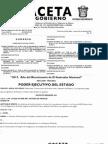 Reformas 24 de Abril Codigo Civil y Codigo Penal Estado de Mexico 2012
