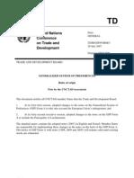 Tratados y Convenios Sistema Generalizado de Preferencias Sgp .Normas de Origen.20.06.2008
