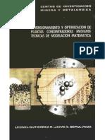 Dimensionamiento y Optimizacion de Plantas Metalurgicas