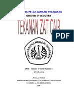 Rencana Pelaksanaan Pelajaran Guided Discovery