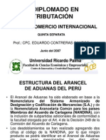 Diapositivas de Comercio Internacional 5 Jun 2007