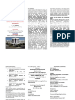 Tnscst Workshop Brochure
