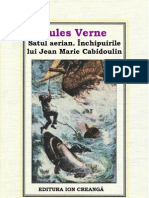 [PDF] 37 Jules Verne - Satul Aerian. Inchipuirile Lui Jean Marie Cabidoulin 1986