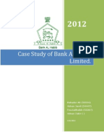 Case Study of Bank Al Habib - Latest