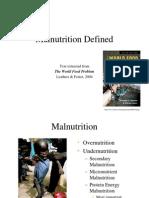Malnutrition (1)